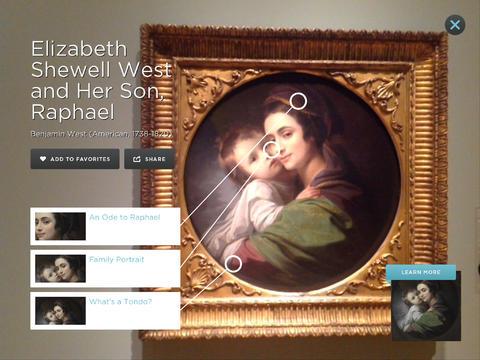 ArtLens iOS App - Cleveland Museum