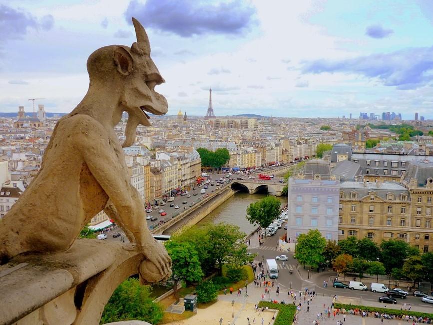 Tour Notre dame de Paris