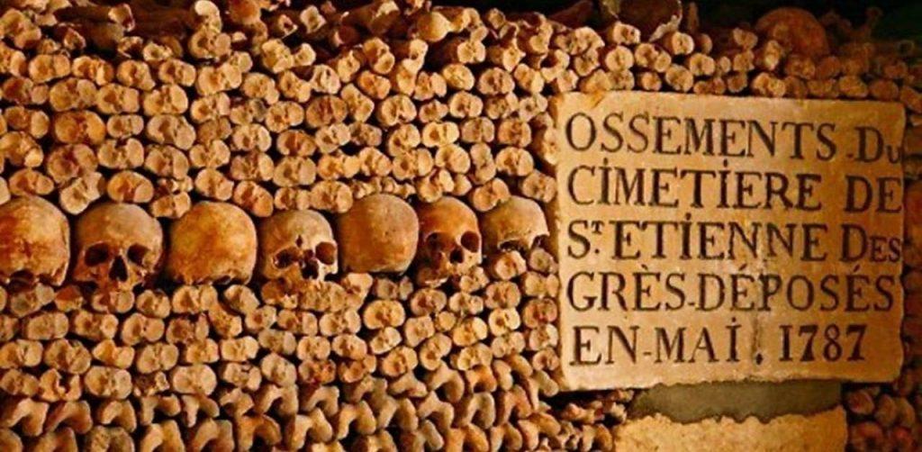13. Catacombes
