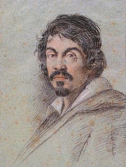 Caravage Portrait