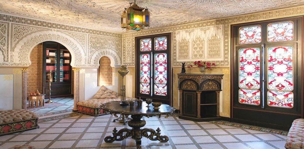 Intérieur du Château de Monte-Cristo