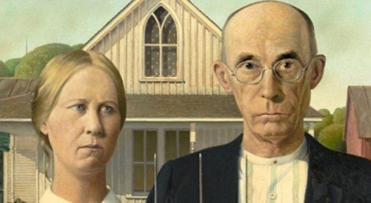 La Peinture Américaine des années 1930 Orangerie